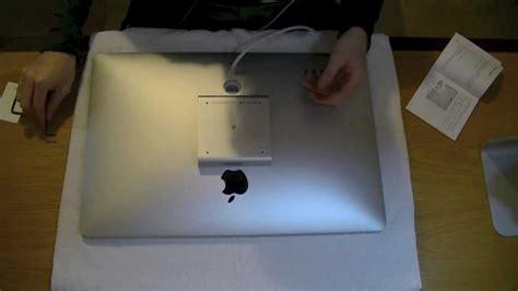 fitting  vesa mount adaptor   apple  cinema