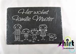 Türschild Familie Holz : namensschild t rschild schiefer schild namensschilder ~ Lizthompson.info Haus und Dekorationen