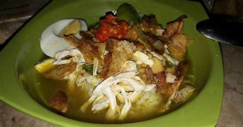 soto ayam surabaya  resep cookpad