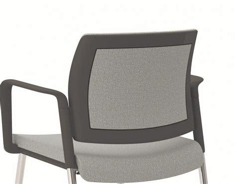chaise de bureau top office chaise de bureau ou réunion avec accoudoirs et 4 pieds