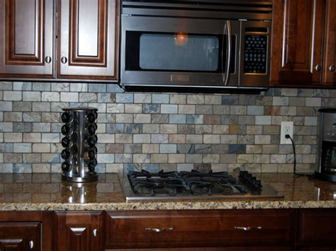 slate backsplash tiles for kitchen tile backsplash design home design decorating and