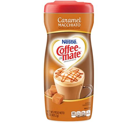 Because of the underwhelming flavor, this was my least favorite. COFFEE MATE Sugar Free French Vanilla Powder Coffee Creamer 10.2 Oz. Canister   Non-dairy ...