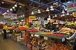 Granville Island Public Market   Photo, Information