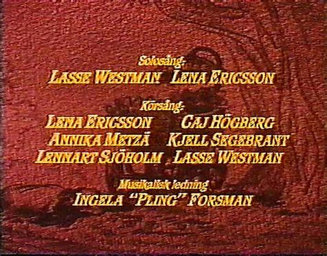 lady och lufsen lady   tramp swedish voice cast