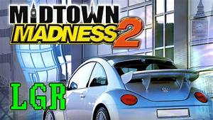 Lgr Midtown Madness 2 Pc Game Review Youtube