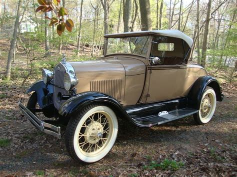 Model A Ford For Sale by 1928 Model A Roadster For Sale