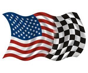 Car Racing Flag Decals Stickers Vinyl