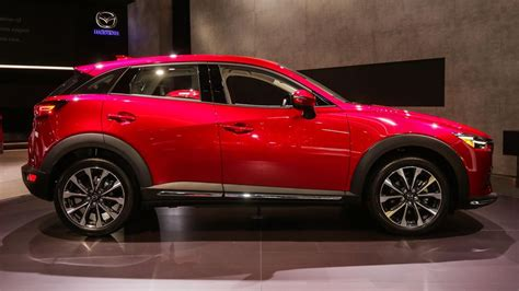 mazda cx    modest update   roadshow