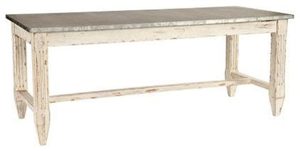 dining table scale this to coffee table size with wood top