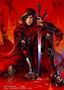 chisimoment: anime guys with swords