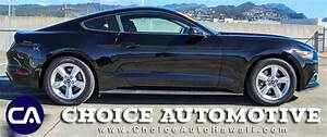 2015 Used Ford Mustang 2dr Fastback V6 at Choice Automotive Serving HONOLULU, HI, IID 19648600