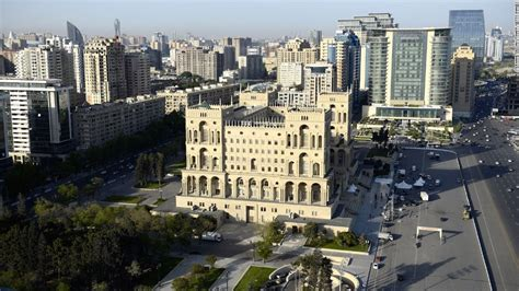 European Games Serves Azerbaijan's Sporting Ambition