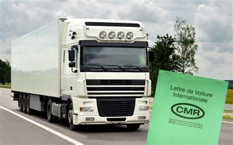 cmr transport document formglobal negotiator blog