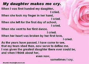Love You Mom Quotes From Daughter | Daughters | Pinterest ...