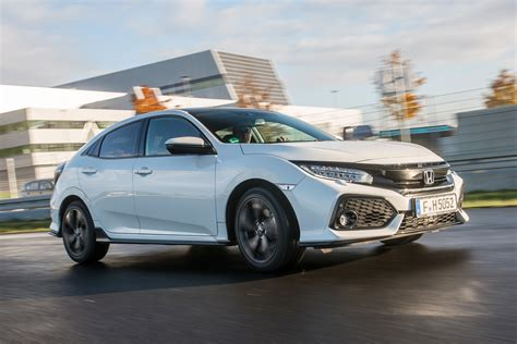 Honda Civic Hatchback Picture by New Honda Civic Hatchback Prototype 2016 Review Pictures
