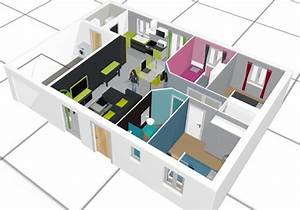 maison interieur dessin 3d With lovely maison sweet home 3d 17 logiciels dessin 3d