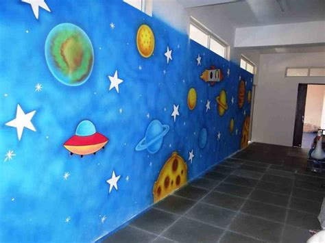 the images collection of painting play decoration ideas