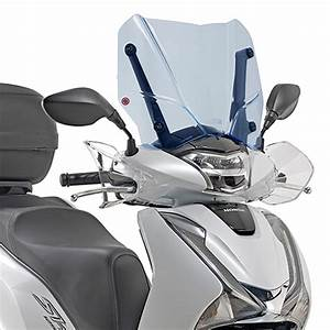 Cupula Reflectante Ice Givi Honda Sh Y Shi 125  150 17