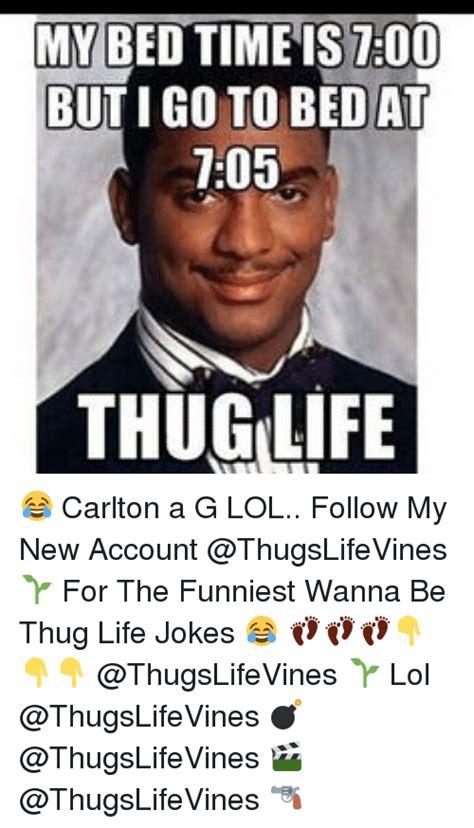 Thug Meme - 25 best memes about thug life carlton thug life carlton memes