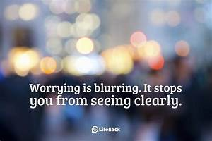 5 Ways to Insta... Needless Worry Quotes