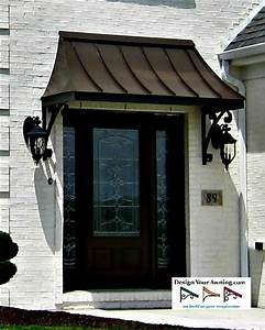 The juliet gallery metal awnings projects gallery of for Exterior door awnings