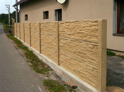 Best Concrete Fence Panels  Design Idea And Decorations
