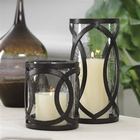 large hurricane ls for candles charisma wrought iron hurricane