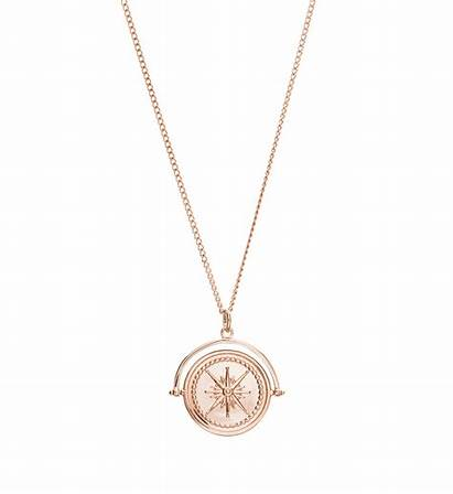 True Necklaces Necklace North Gold Petite Teeny
