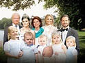 A Guide to the Stunning, Scandalous Swedish Royal Family ...