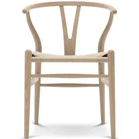 Wenger Chair by Carl Hansen Ch24 Y Stolen