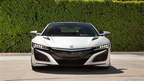 2017 acura nsx white 2017 acura nsx white wallpaper hd car wallpapers id 8242