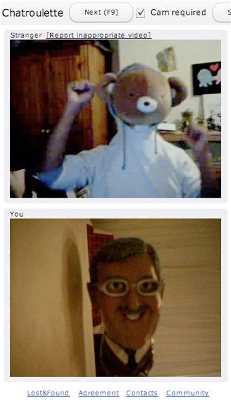 chat roulette funny screenshots sharenator