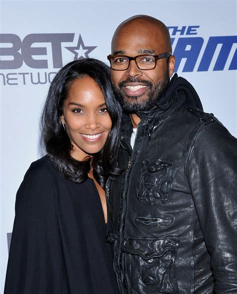 Its a Polished Day!: Salim & Mara Akil...Making Thing ...