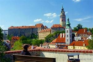 U010cesk U00fd Krumlov  A Bohemian Town From The Middle Ages