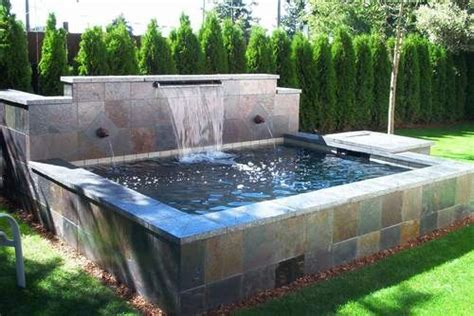 outdoor fish ponds outdoor fish pond i think its cool pinterest
