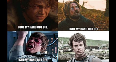 Star Wars Game Of Thrones Meme - amph game of thrones no spoilers for unaired episodes page 174 jedi council forums