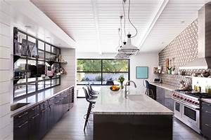 Mid-century 1960s ranch home in LA gets amazing transformation