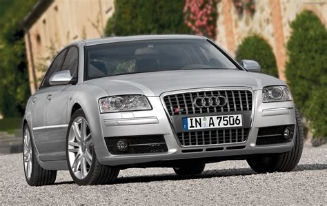 Audi S8 2005 Widescreen Exotic Car Wallpapers 002 Of 66