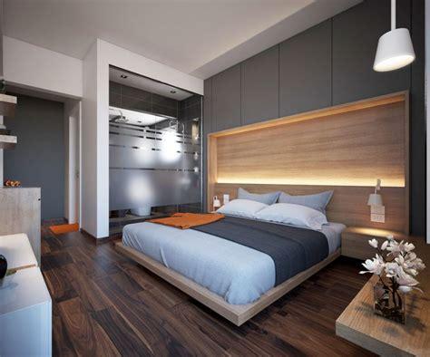 photo de chambre de luxe chambre de luxe de design moderne