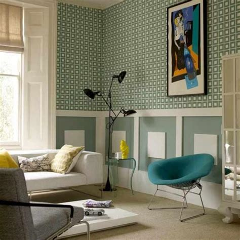 shabby chic living room 20 cool living rooms with statement artwork rilane Modern