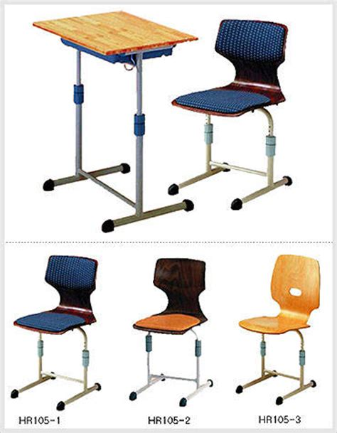 height adjustable school desk chair eunsan precision