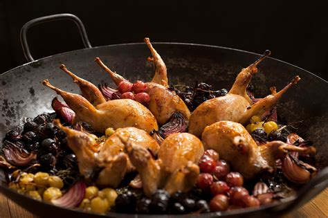 quail  grapes recipe nyt cooking