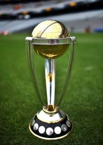 2015 ICC Cricket World Cup Trophy