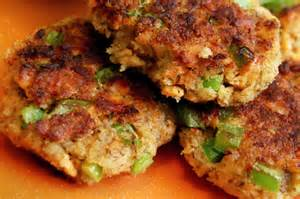 Croquette Salmon Patties Recipe