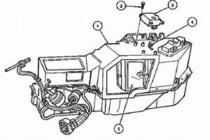 How To Replace Blend Door Actuator Diagram 2002 Pontiac Grand Prix