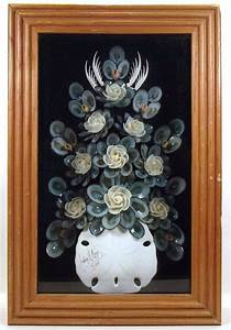 sea shell art abstract sea shell jingle shells arts and With kitchen cabinets lowes with seashell wall art craft