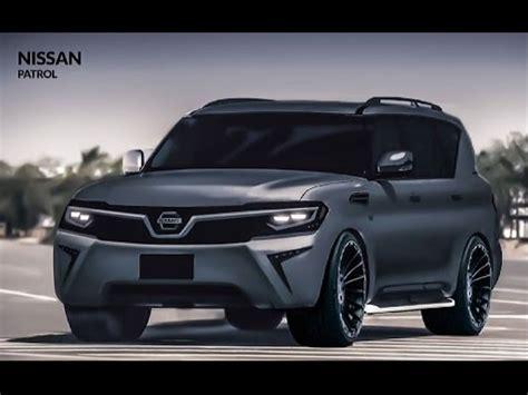 nissan navara 2020 رائعة حقا nissan patrol 2018 2019 2020 предположения