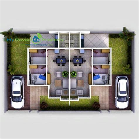 single house floor plans low cost housing at cambridge heights malagamot road
