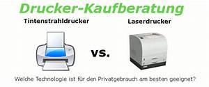 Kaufberatung Drucker Multifunktionsgerät : drucker kaufberatung laserdrucker vs ~ Michelbontemps.com Haus und Dekorationen