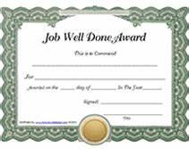 job well done certificate wwwpixsharkcom images With good job certificate template